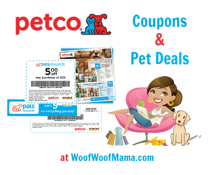 petco coupons free cat food and more