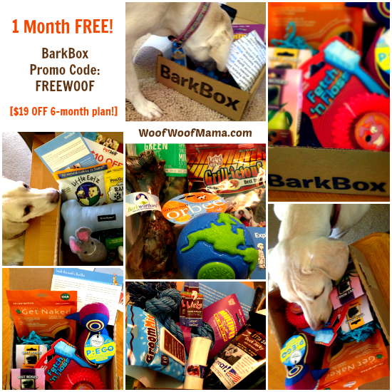 free barkbox with promo code