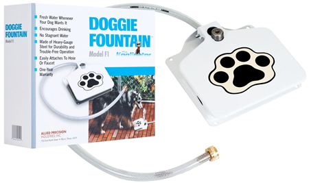 doggie fountain box