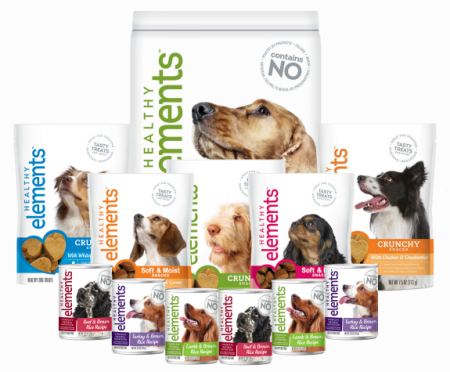 Healthy Elements Natural Dog Food at Target