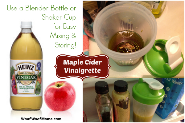 In addition to the more familiar apple cider vinegar, I've a..