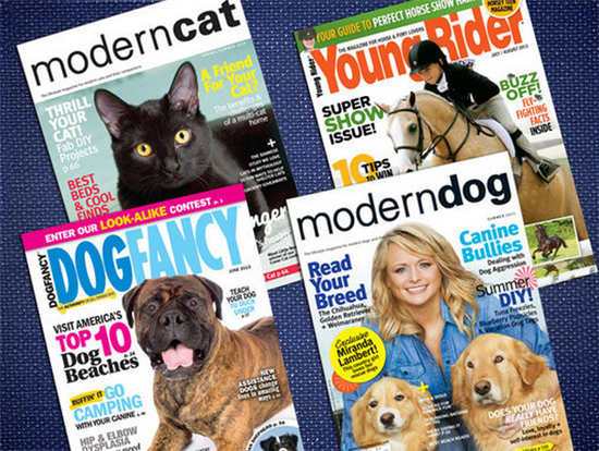 pet magazine deal