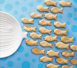make your own salmon treats for dogs
