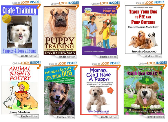 8 free kindle pet books