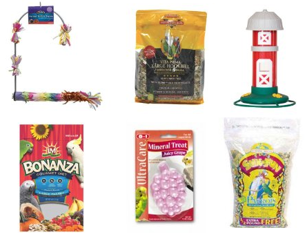 bird food deals