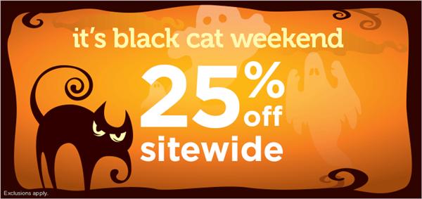 black cat week