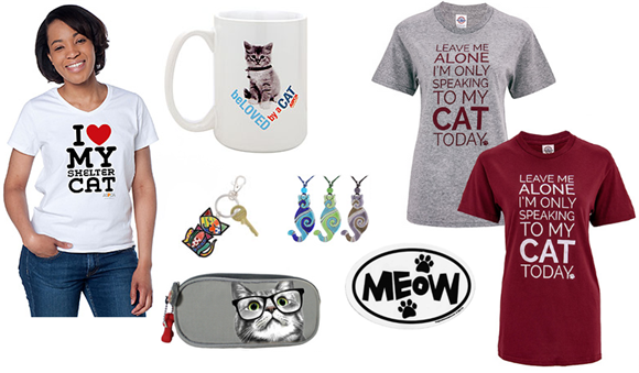 cat gifts that give back to charity