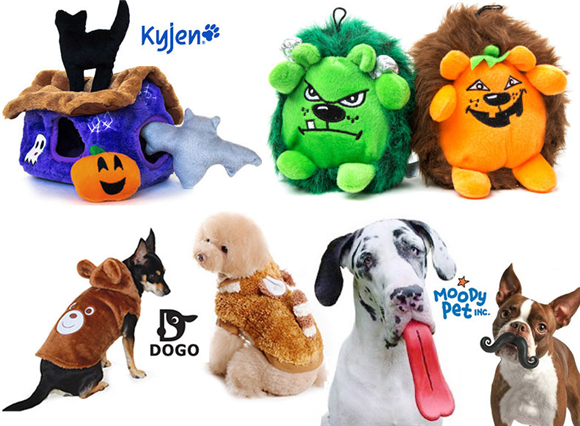 halloween pet deals