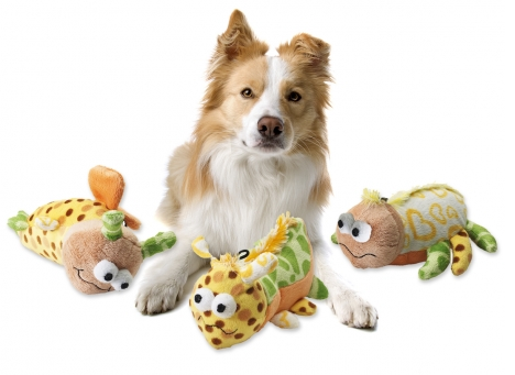 insect dog toys