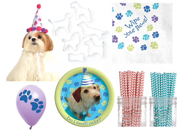 pet party favors goods