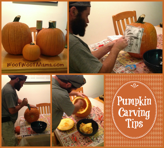 Carve A Pumpkin To Look Like Your Dog -- Free Printable