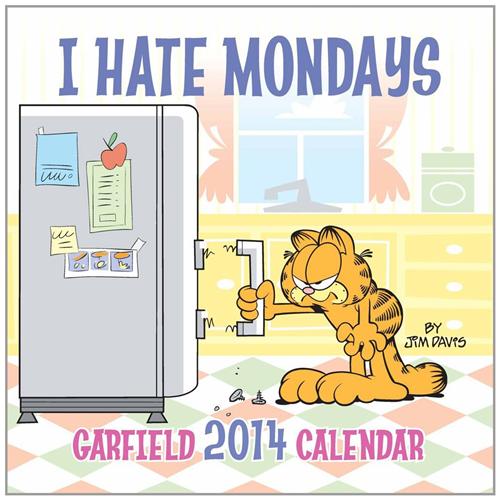 Garfield 2014 calendar