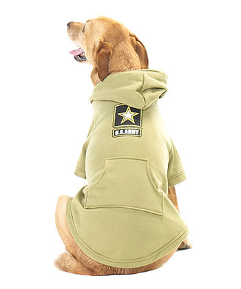 army dog jacket