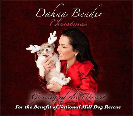 Dahna Bender Christmas Music CD