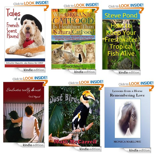 free animal ebooks