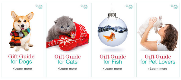 holiday gift guide for pets