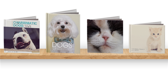 make a dog book