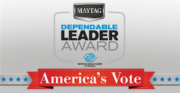 maytag leader vote
