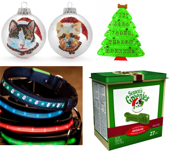 pet christmas gifts