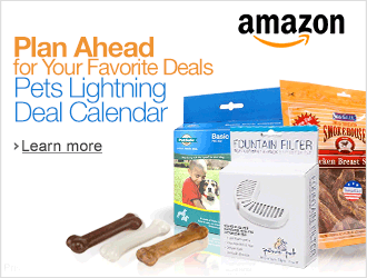 pet holiday deals at amazon