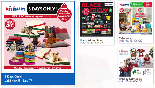 Petsmart black friday 2013