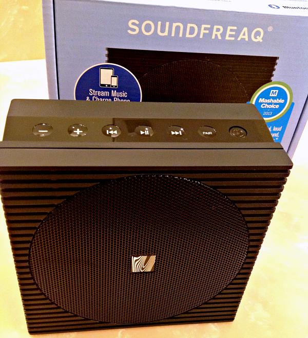sound spot black
