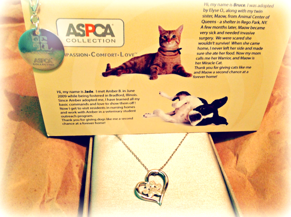 aspca jewelry gift