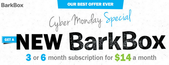 barkbox cyber monday