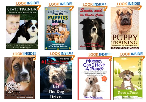 free dog puppy ebooks