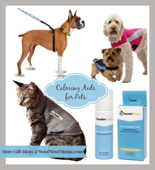 pet calming aids