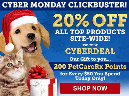 petcarerx cyber monday