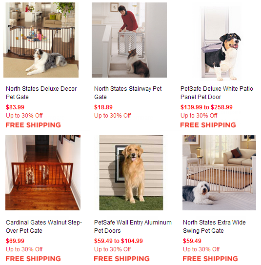 petco pet gates sale