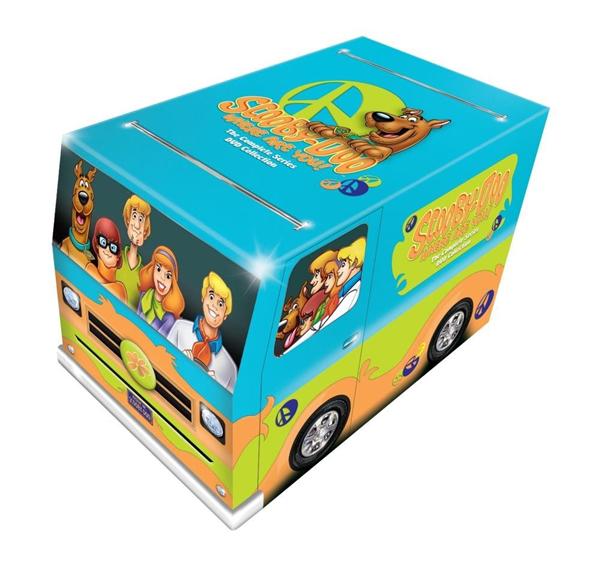 scooby-doo box set