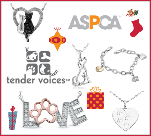 ASPCA Tender Voices Jewelry Collection