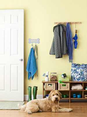 dog entryway