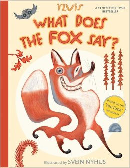 What Does The Fox Say book