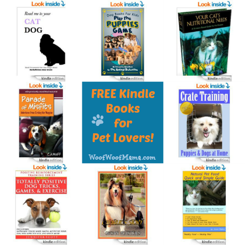 free kindle books for pet lovers