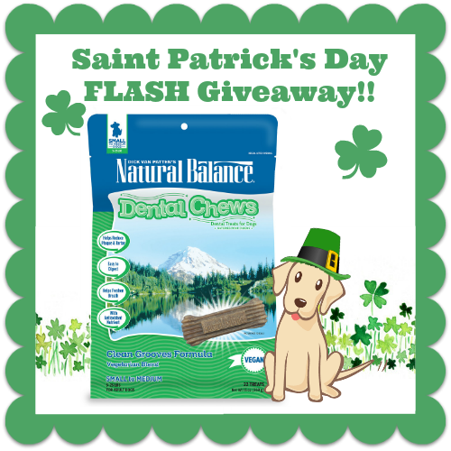 Win Natural Balance Dog Treats