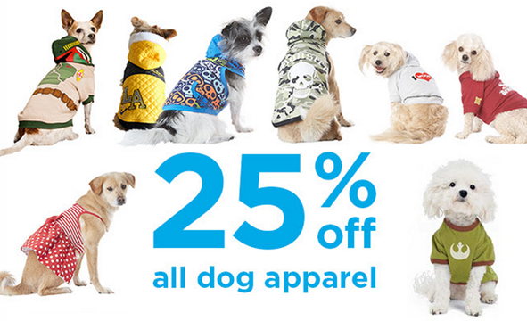 Petco free shipping promo code and apparel sale