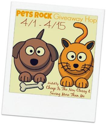 Pets Rock Giveaway