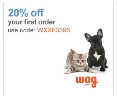 wag promo code