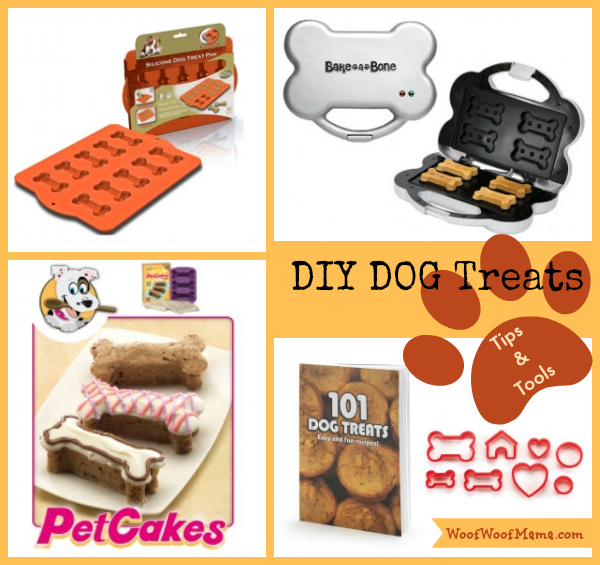 Tips, Tricks and Tools for DIY Dog Treats