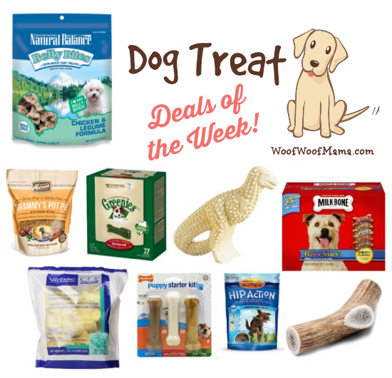 Dog Treat Deals of the Week