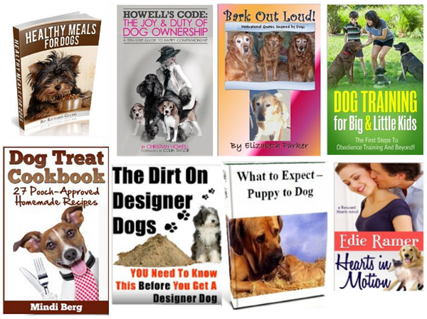 free dog books