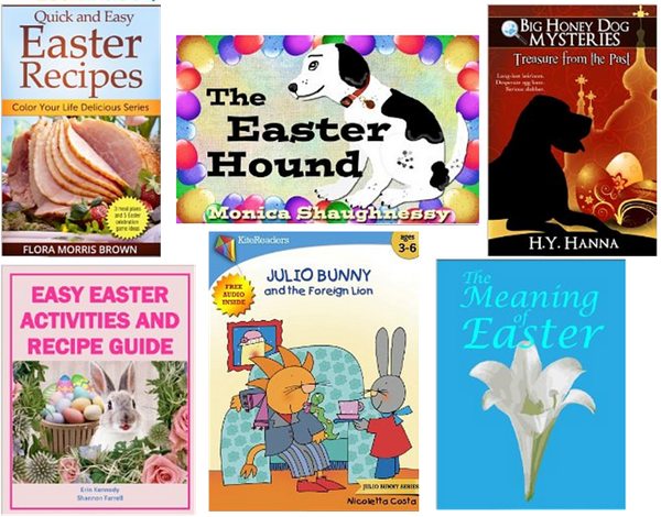 Free Easter books