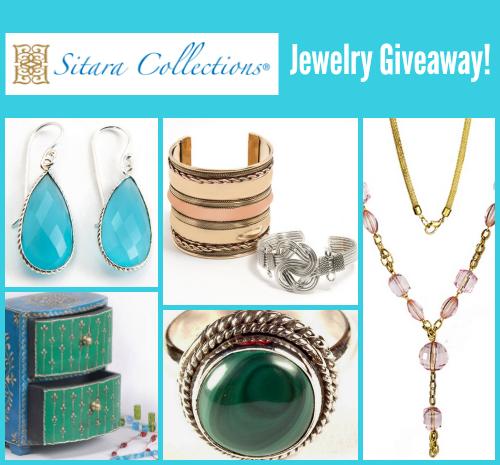 Sitara jewelry giveaway