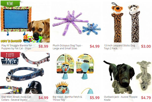 pet play sale