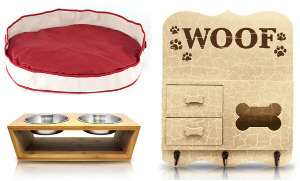 cool decor and accessories for homes with pets