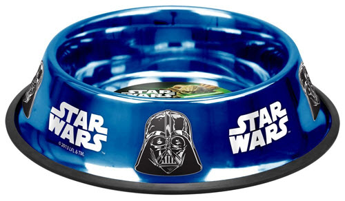 star wars dog bowl