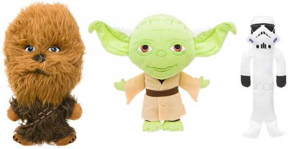 star wars dog toys